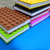 A6 size Protective shell of silicone skin case for notebook/softness silicone tablet case