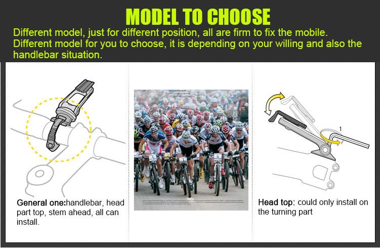 best bicycle phone mount