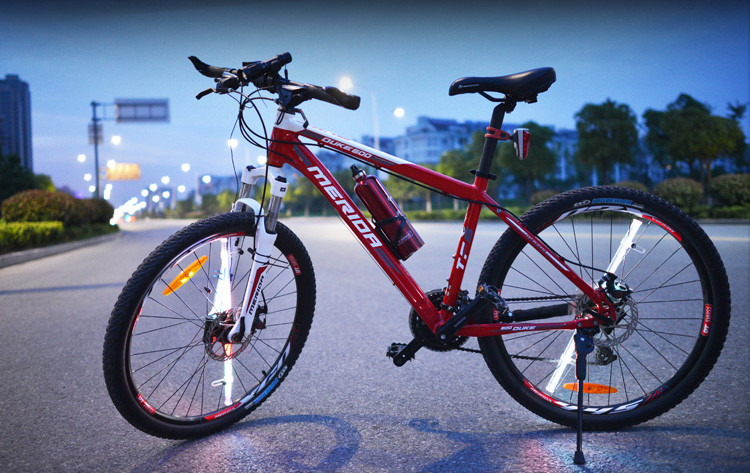bicycle wheel light