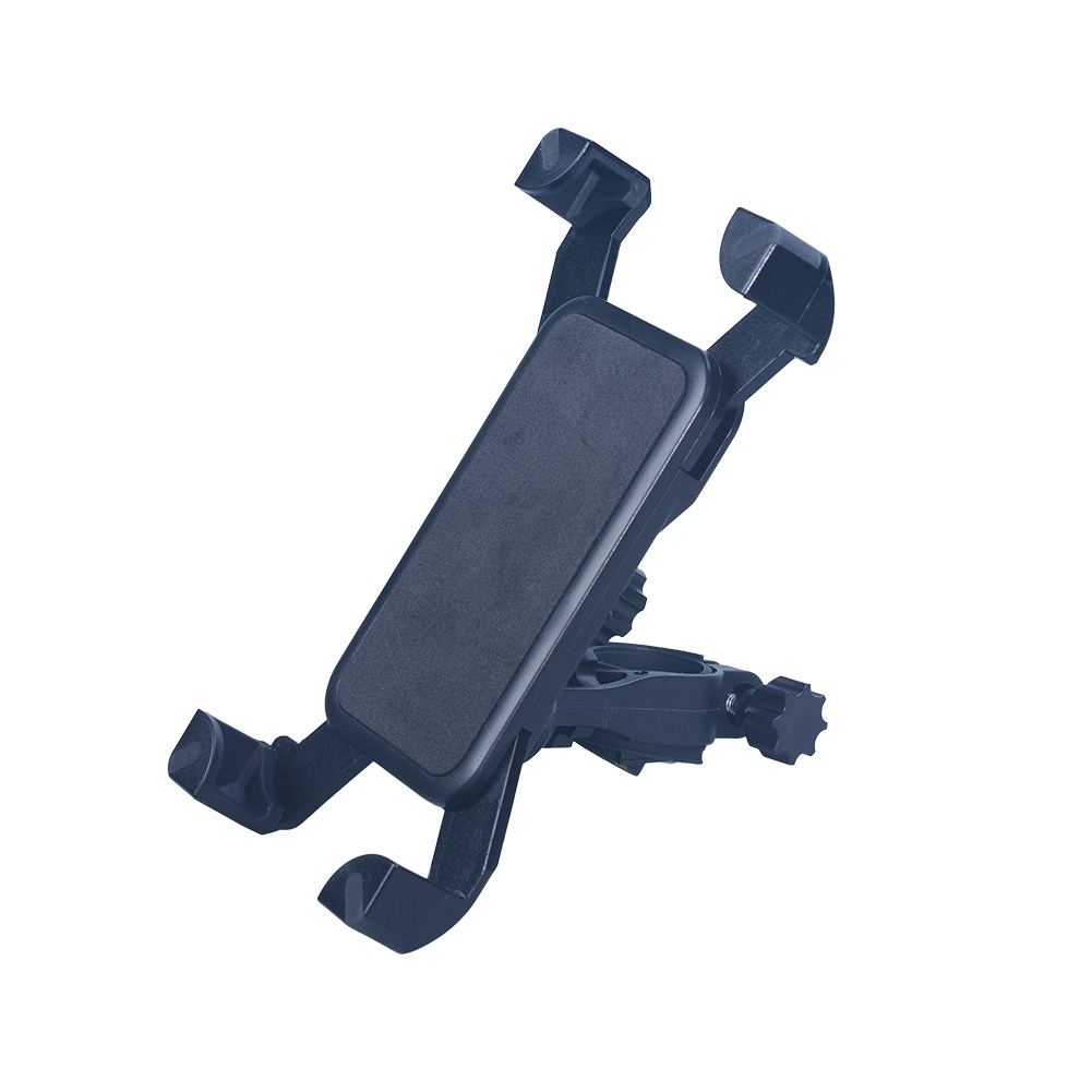 Patented easy mount cellphone holder for bike