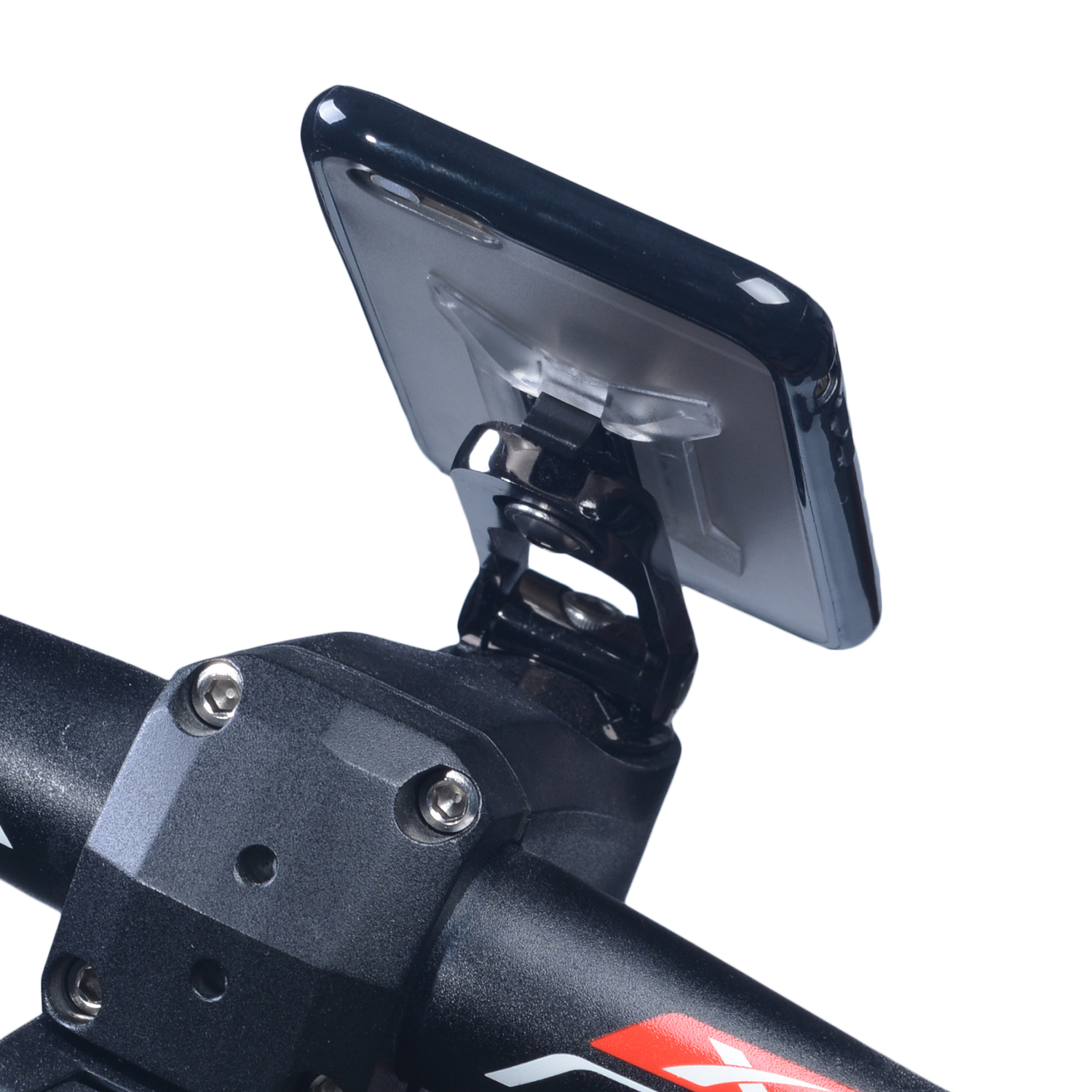 High quality Aluminum alloy and No charger  bicycle phone  mount holder