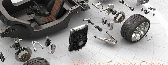 Magnetic materials, magnetic equipment and devices
