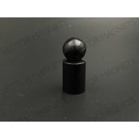 Pin Magnet Black