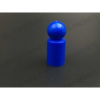 Pin Magnet Blue