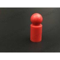 Pin Magnet Red