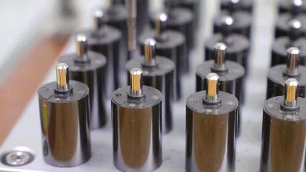 フラット/中空カップ/有鉄芯/超音波モーター