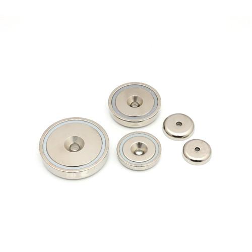 Aシリーズ-----皿穴付キャップ磁石