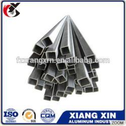 skillful manufacture rectangular 26mm aluminum tube 6005 t5