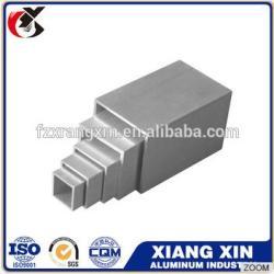 multiple selection 13mm 19mm 23mm rectangular square aluminum pipe