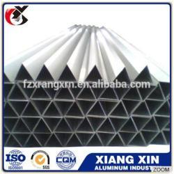 20mm aluminium tube,aluminium triangle extrusion tube
