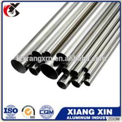 6mm thin wall aluminum tube 6065 t6