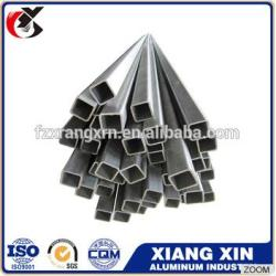 wholesale aluminum 6063 square tube