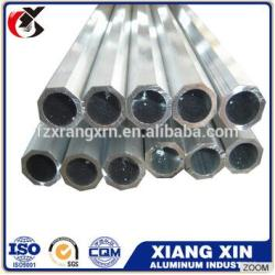 aluminum octagon pipe and tubing