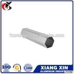 hexagonal aluminum extrusion,aluminum 6005-t5 hexagon pipe