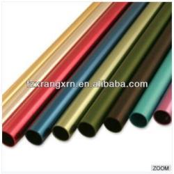 hot sale colored aluminum tubing