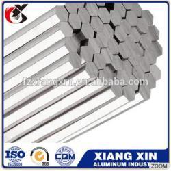 aluminum alloy hexagonal extrude bar 2a12