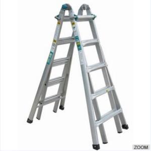 多功能铝梯EN131组合梯形