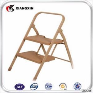 折叠式3凳塑料双面阶梯带手柄,塑料脚用于梯子