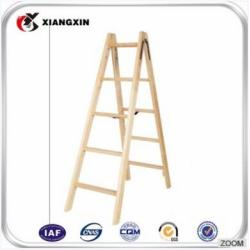 custom antique decoration making indoor wood step ladder price