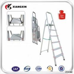 low price en 131 multi-purpose aluminum wide step ladder