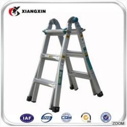 hot sale high quality low price portable aluminium ladder