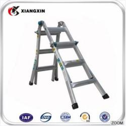 8 meter domestic aluminium ladder,8 step aluminium ladder