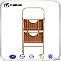 collapsible adjustable quick movable portable step ladder