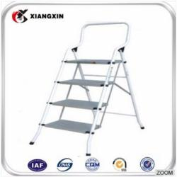 hot sale 5 step domestic plastic aluminum step ladder whith