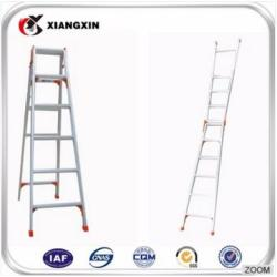 high quality double side multi functional movable Aluminum ladder
