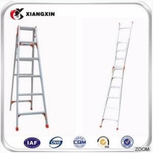 高品质双面多功能可移动铝梯