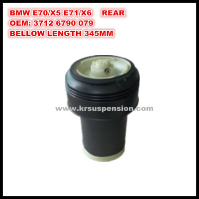 BMW X5 E70 X6 E71 Rear Air spring bag