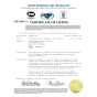 Certificación NSF/ANSI 61 para América del Norte