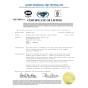 NSF/ANSI 61 / ANSI 61 Zertifizierung für Nordamerika