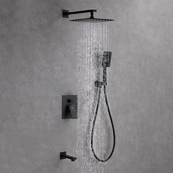 单把淋浴系统