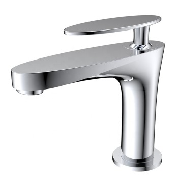 Chrome brass bathroom cold water tap from HIMARK manufacturer