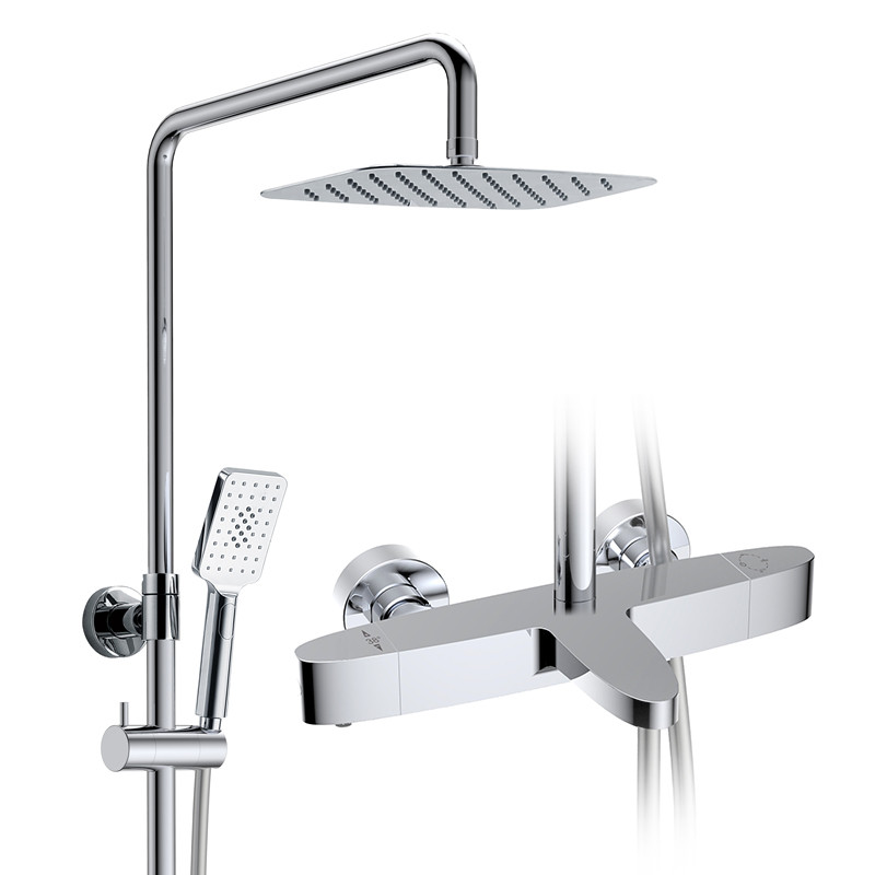thermostatic mixer shower set