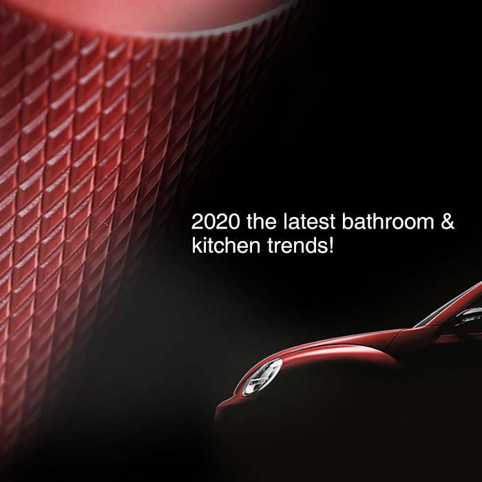 2020 the latest bathroom & kitchen trends!