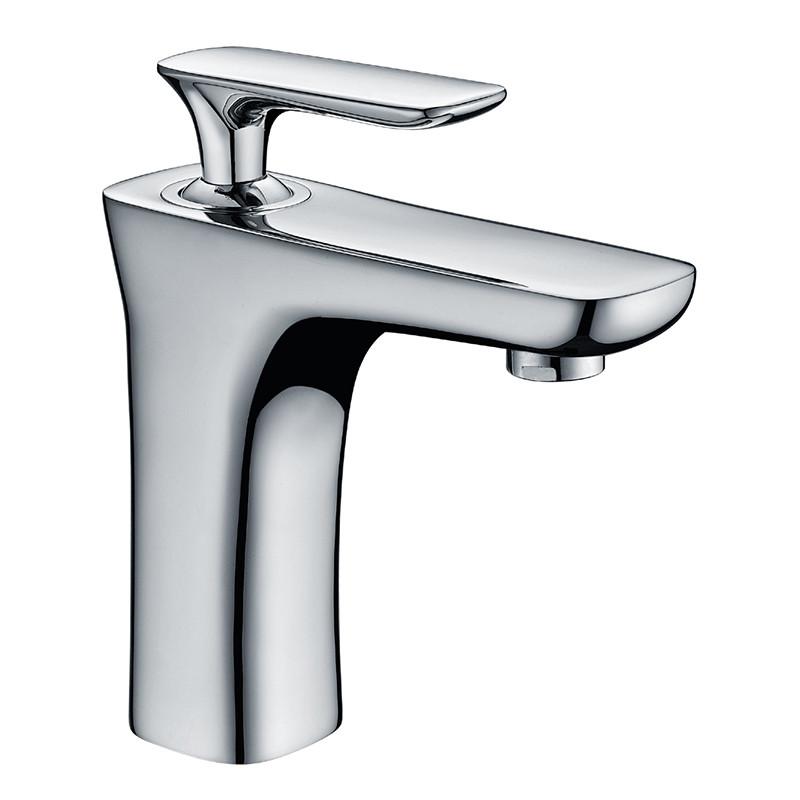 single lever basin mixer tap