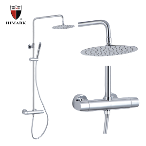 Mezclador termostático de bañera y ducha UPC