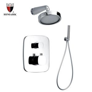 Высококачественный термостатический смеситель для душа в ванной комнате