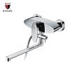 Single handle bath tap shower mixer in bathroom