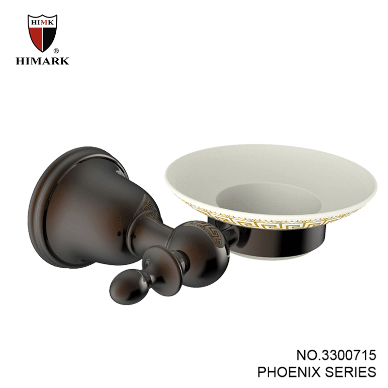 HIMARK oil rubbed bronze wall mounted soap dish