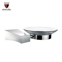 bathroom accessories glass shower soap holder in chrome - Bathroom Accessories Lebanon