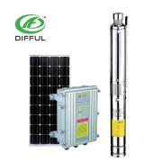 Pompe de pulvérisation solaire 24 volts Pompe solaire Pompe à eau solaire Afrique