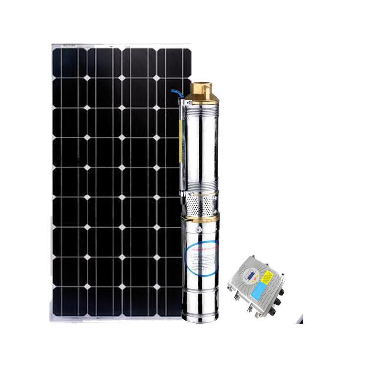 pompe à eau solaire, pompe à eau submersible solaire