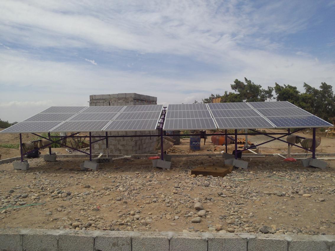 المضخة الشمسية 48V