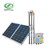 1 حصان العاصمة فرش الشمسية تتحمل مضخة 48V بالطاقة الشمسية سعر مضخة في أستراليا