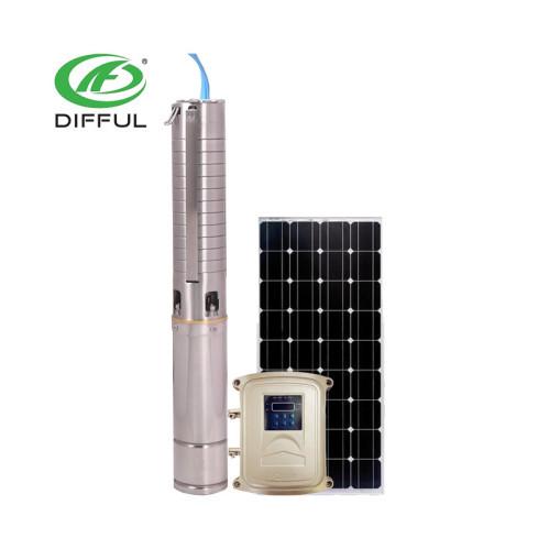 bomba de furo solar / bomba movida a energia solar
