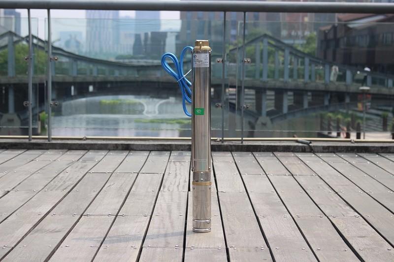 Bomba de água solar da CC 72V / bomba solar da CC 48V