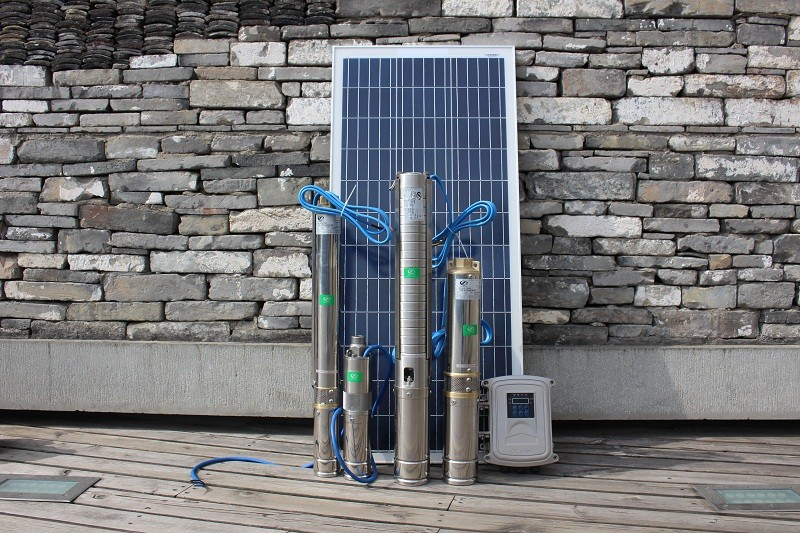 DIFFUL SOLAR WATER PUMP
